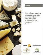 Publications collaboratives : Portrait et analyse économique des fromageries artisanales